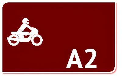 Krafträder: A2